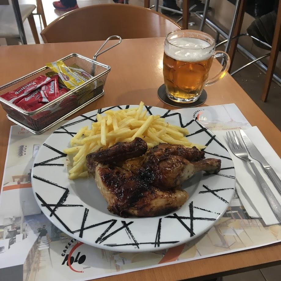 Foto Cafetería Polo 10