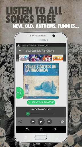 Vélez Sarsfield FanChants Free