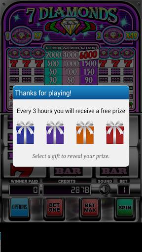 Seven Diamonds Deluxe : Vegas Slot Machines Games 3.1.2 screenshots 17