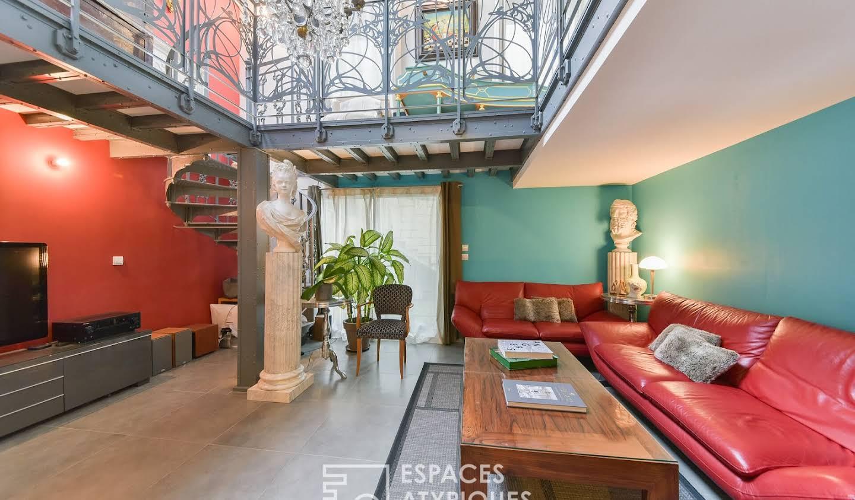 Appartement avec terrasse Argenteuil
