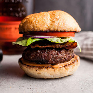 Glazed Hamburgers Recipes.