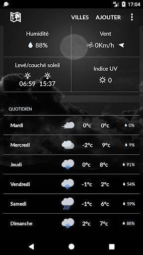 Switzerland Weather ApkUpdate 2