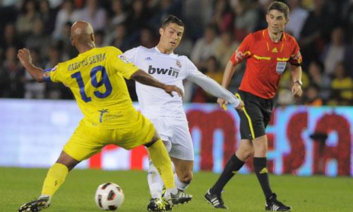 Cristiano Ronaldo, Villarreal - Real Madrid