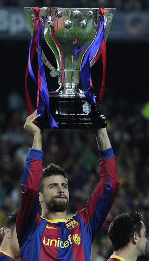 Laliga Trophy 2011, Barcelona