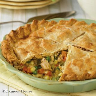 Chicken Pot Pie With Cream Of Chicken Soup And Pie Crust Recipes