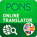 PONS Online Translator icon
