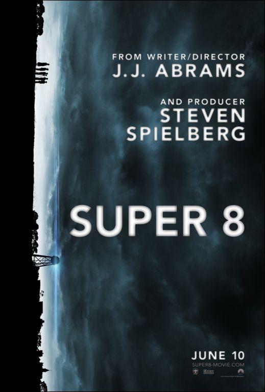Super 8 Steven Spielberg J.J. Abrams