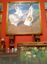 Photo: The Sorolla museum. I love that place.