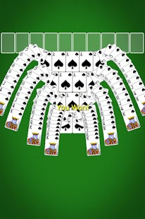 Spider Solitaire – Miniaturansicht des Screenshots