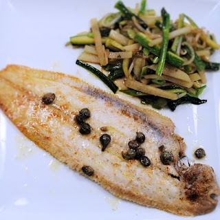 Grilled Sole Fish Recipes.