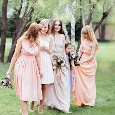 Wedding photographer Sveta Klevakina (Svetakleva). Photo of 27.03.2017