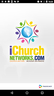 iChurchNetworks - náhled