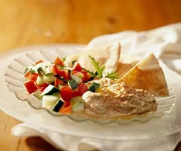 Hummin' Hummus Dip Platter