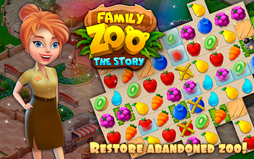 Family Zoo: The Story screenshot 2