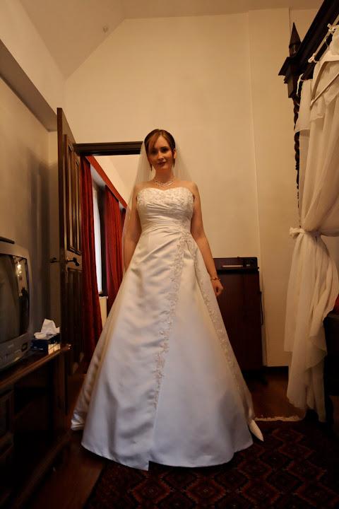 Brudekjole til gravid søges side 2