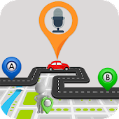 GPS Places & Voice Navigation