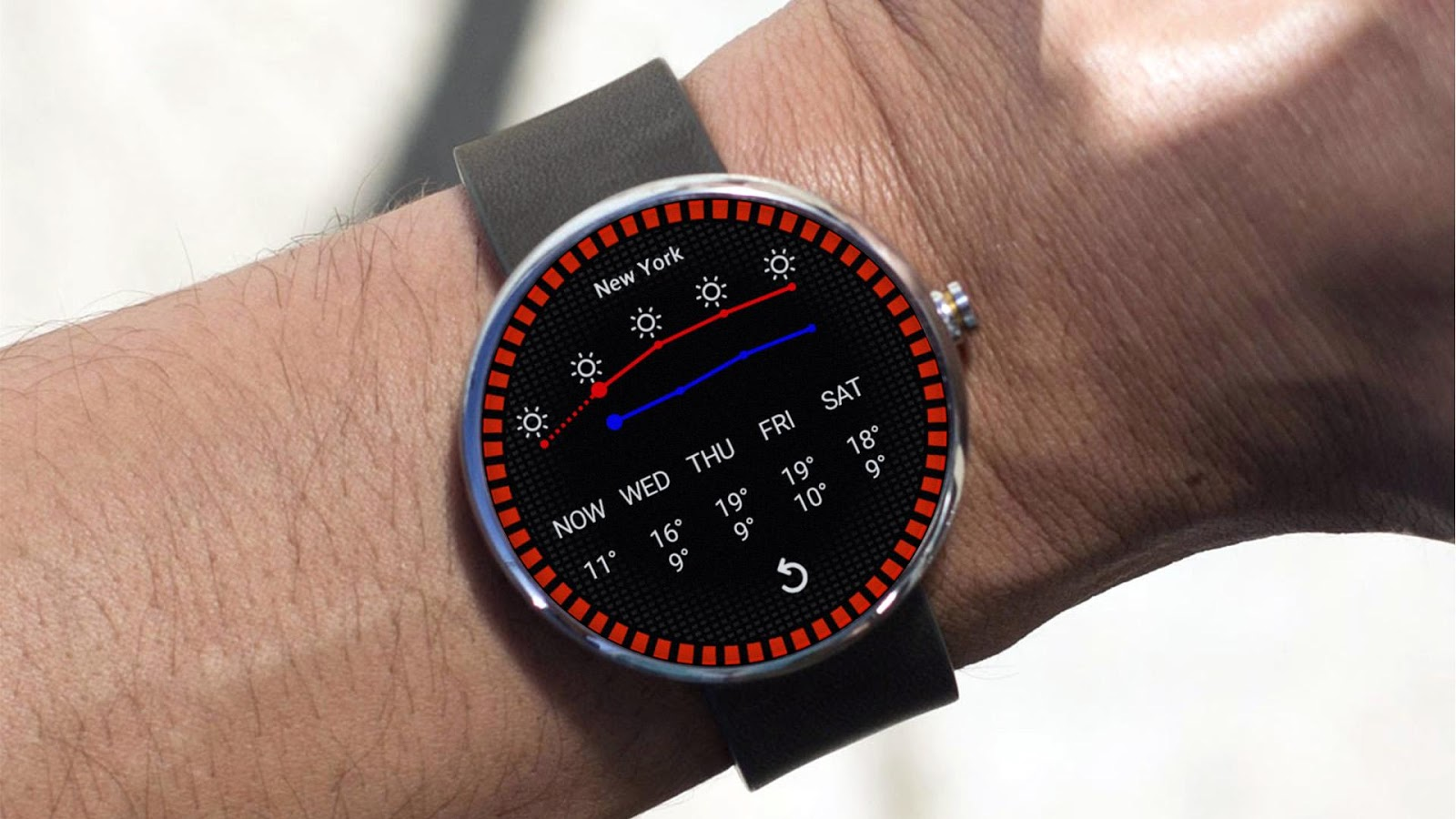 runner watch face android apps on google play