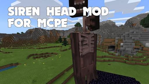 Siren Head Mod für MCPE Screenshots 10