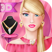 Princess Jewelry Making Games