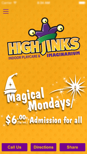 HighJinks Playcare Imaginarium