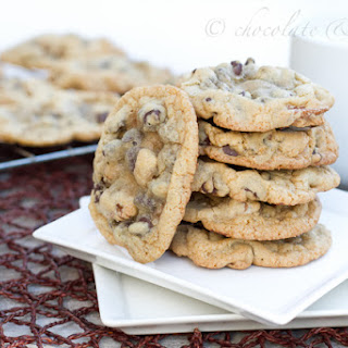 Whole Wheat Chocolate Pecan Cookies