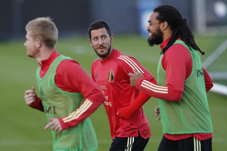 """Un rassemblement sans Eden Hazard, pas une habitude pour les Diables: """"Il nous manquera, mais..."""""""