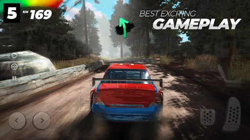 Real Rally: Drift & Rally Race  captures d'écran 1