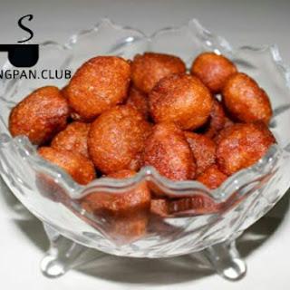 Palmyra Palm Fritters / Taaler Bora Recipe