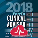"Ferri's Clinical Advisor ""5 books in 1"" format 2.6"