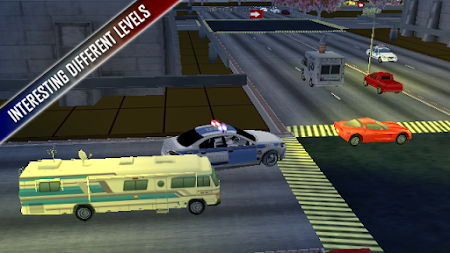 Police Car Driving Simulator 1.1 screenshot 199088