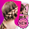 Hairstyle - Step by Step icon