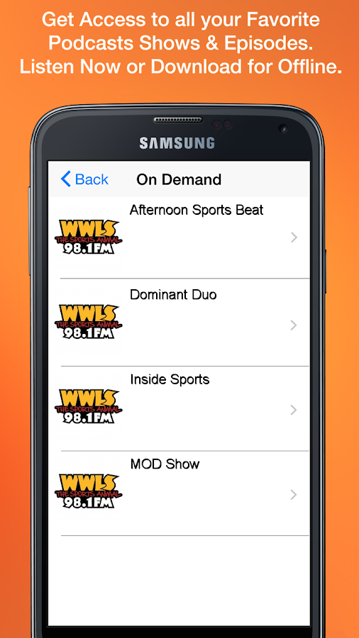 WWLS The Sports Animal- screenshot