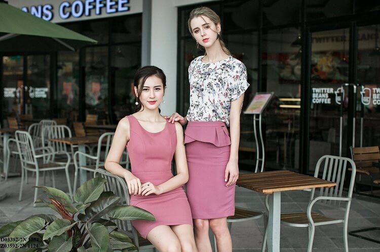 Quần áo thời trang mua nhiều trên Facebook