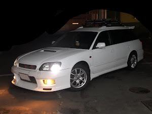 レガシィツーリングワゴン BH5 平成11年式 GT-B E-turnのバンパーのカスタム事例画像 こっちゃんさんの2019年01月16日23:48の投稿