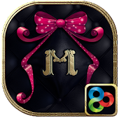 Pink Bow GO Launcher