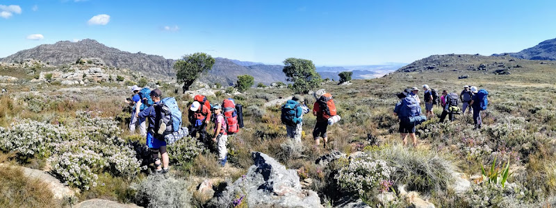 MCSA hikers