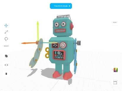 Assemblr - Create 3D Models (Sandbox AR) Screenshot