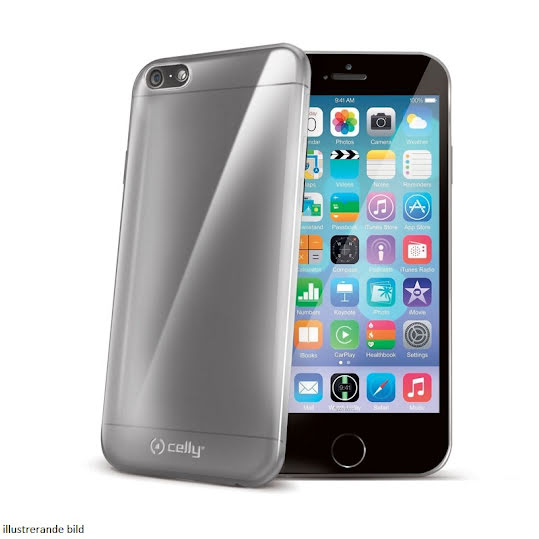 Celly Cover Gelskin iPhone 6/6S Transparent