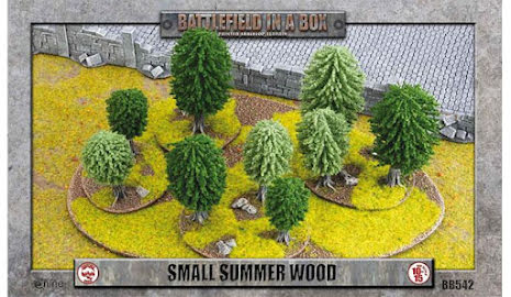 Small Summer Wood (x1) - 15mm