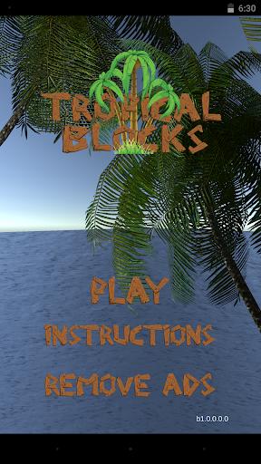 Tropical Blocks