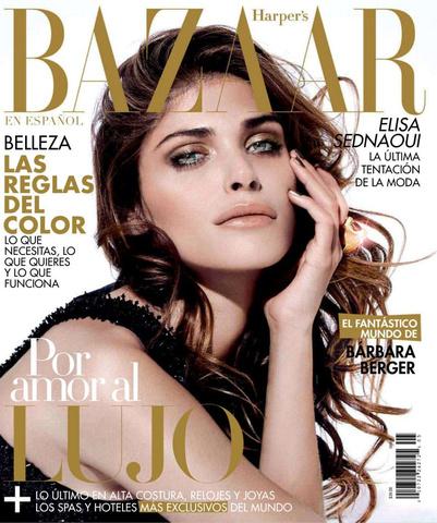 Revista: Harper's Bazaar [México] – Mayo 2011