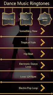 Dance Music Ringtones - náhled