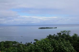 Photo: Overlooking East Lagoon,Bora Bora