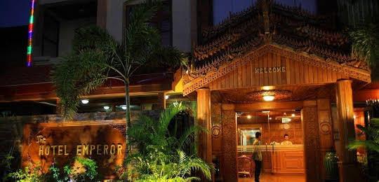 The Hotel Emperor Mandalay