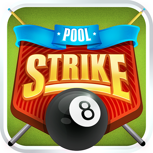 Pool Strike Online 8 ball pool billiards with Chat file APK for Gaming PC/PS3/PS4 Smart TV