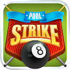 Pool Strike Biliardo 8 ball pool online con chat icon