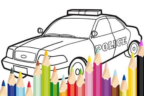 Police Car and Firetruck Color – Apps bei Google Play