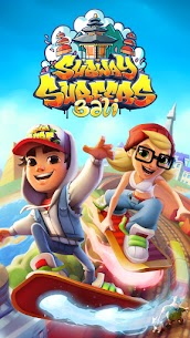 Subway Surfers Bali Mod Apk v2.5.0 +OBB/Data. [Unlimited Coins/keys] 1