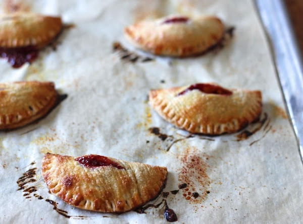 Mini Strawberry Hand Pies Recipe