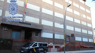 Imagen de la Comisaría de la Policía Nacional de Almería.